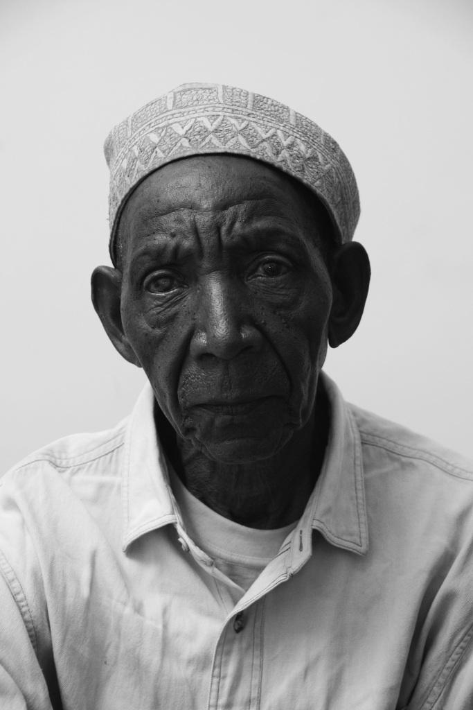 Our elderly stroke patient