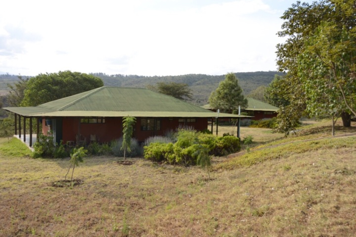 A View of Our Volunteer Housing