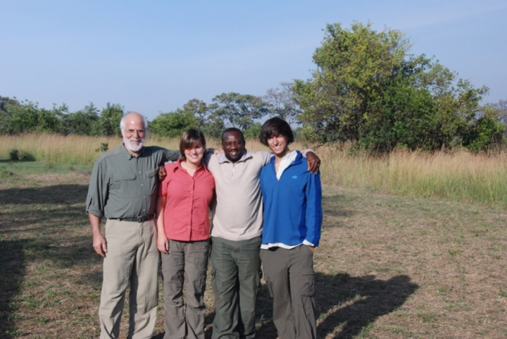 Leonard and the Rubensteins, on Safari, 2009