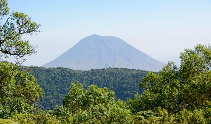 Oldoinyo Lengai - The Mountain of God